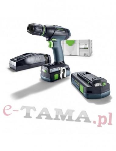 FESTOOL T 18+3 Li 3,1-Compact-S...
