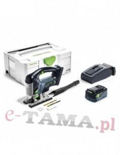 FESTOOL PSBC 420 Li 5,2 EBI-Plus Wyrzynarka akumulatorowa CARVEX