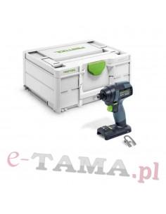 FESTOOL TID 18-Basic Akumulatorowa zakrętarka udarowa