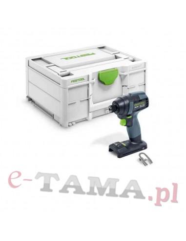 FESTOOL TID 18-Basic Akumulatorowa...
